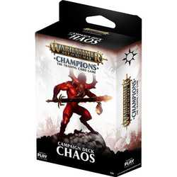 Warhammer Age of Sigmar: Champions - Chaos Campaign Deck