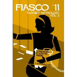 Fiasco: Anthology Vol 2 - 11 Playset