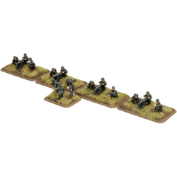 German Infanterie Machine-gun Platoon