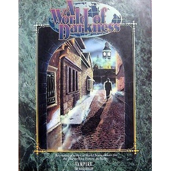 Vampire: The Masquerade: A World of Darkness, 1st Edition (Begagnad) )
