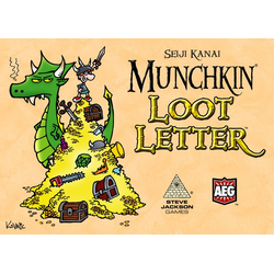 Loot Letter Boxed edition (Munchkin)