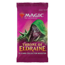 Magic The Gathering: Throne of Eldraine Collector Booster Pack