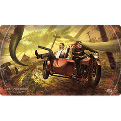 Arkham Horror: The Card Game - Narrow Escape Play Mat
