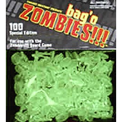 Zombies!!!: Bag o' Glowing Zombies!!!