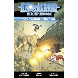 Atomic Robo RPG: Majestic 12