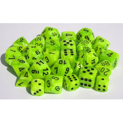 Vortex ™ Bright Green (36-dice set)