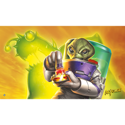 KeyForge: Game Mat - Martian Madness