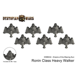 Empire of the Blazing Sun Ronin Class Heavy Walker