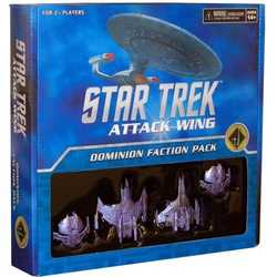 Star Trek: Attack Wing: Dominion Faction Pack - Cardassian Union