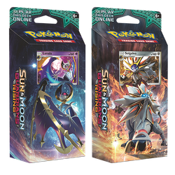 Pokemon TCG: Sun & Moon 2 Guardians Rising Theme Deck Lunala