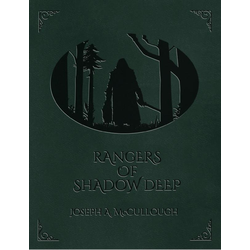 Rangers of Shadow Deep: Deluxe Edition Core Rulebook