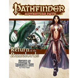 Pathfinder Adventure Path: Secrets of Roderick's Cove (Return of the Runelords 1)
