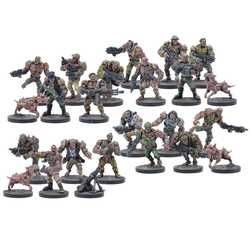 Plague 3rd Generation Troopers