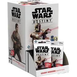 Star Wars: Destiny: Covert Missions Booster Display (36)