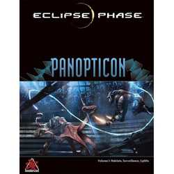 Eclipse Phase: Panopticon (begagnad)