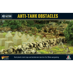 Warlord Scenery: Anti-Tank Obstacles