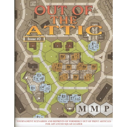 Advanced Squad Leader (ASL): Out of the Attic 2