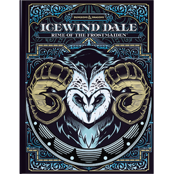 D&D 5.0: Icewind Dale - Rime of the Frostmaiden (ltd ed cover)
