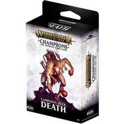 Warhammer Age of Sigmar: Champions - Death Campaign Deck