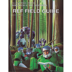 Robotech II: The Sentinels REF Field Guide (1989)