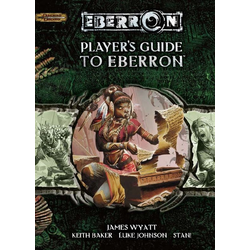 D&D 3.0: Eberron - Player's Guide