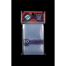 FFG Mini European Sleeves Clear 44x68 mm