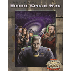 Savage Worlds RPG: Double Spiral War