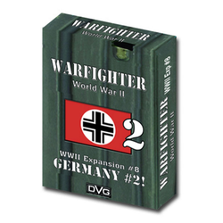 Warfighter WWII: Expansion 8 - Germany 2