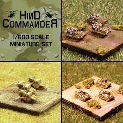 Hind Commander: US AA pack 1