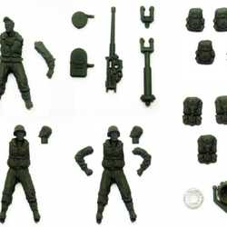 Dust 1947: Allied Accessory Pack