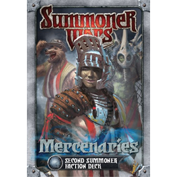 Summoner Wars: Mercenaries Second Summoner Faction Deck