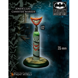 Batman Miniature Game: Joker's Gas Canister Marker