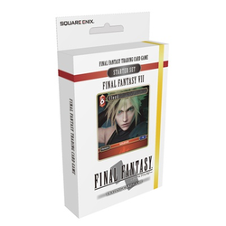 Final Fantasy TCG: Final Fantasy VII Starter Set 2016
