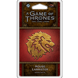 A Game of Thrones LCG (2nd ed): House Lannister Intro Deck