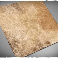 DCS Game Mat Wasteland 2x2 ~ 61x61cm (Mousepad)