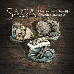 Saga Objective Markers Pack 1