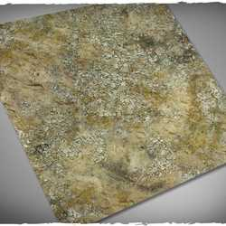DCS Game Mat Urban Wasteland 3x3 ~ 91,5x91,5cm (Mousepad)