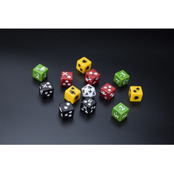Elder Scrolls Call to Arms - Dice Set