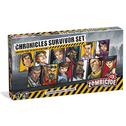 Zombicide: Chronicles Survivor Set