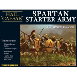 Spartans Starter army