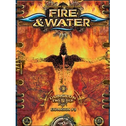 Dungeon Twister: Fire & Water