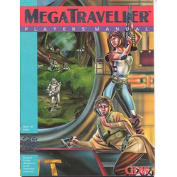 Megatraveller: Players Manual