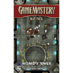 GameMastery Map Pack: Wizards Tower