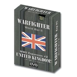 Warfighter WWII: Expansion 2 - United Kingdom 1