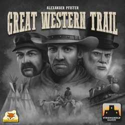 Great Western Trail (eng. regler)