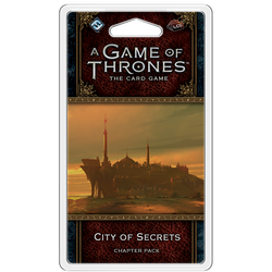 A Game of Thrones LCG (2nd ed): City of Secrets