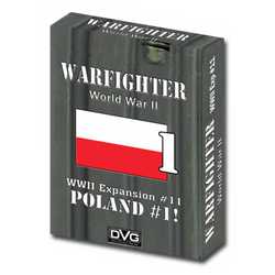 Warfighter WWII: Expansion 11 - Poland 1