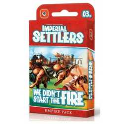 Imperial Settlers: We didn't Start the Fire (Med Launch-Promos)