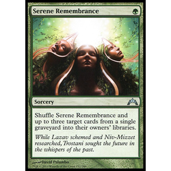 Magic löskort: Gatecrash: Serene Remembrance