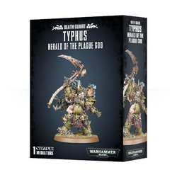 Death Guard Typhus – Herald of The Plague God
